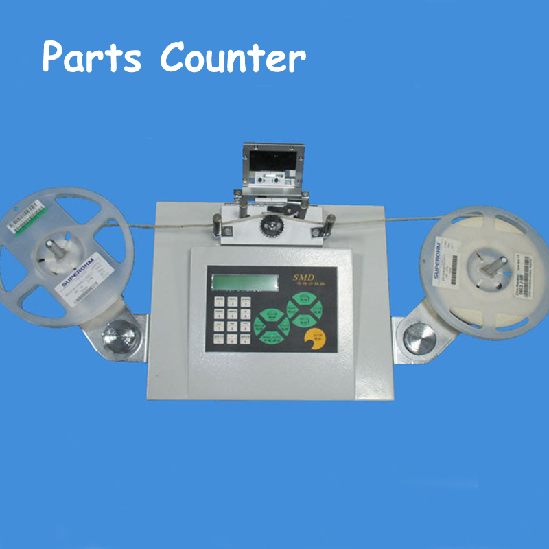 110V/220V Parts Counter Automatic SMD Parts Counter Components Counting Machine YH-890 free shipping 10pcs cat7522g page 9