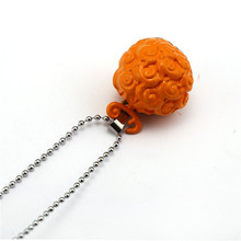 One Piece Devil Fruit Ace Flame-Flame Fruit & Luffy Toy Pendant