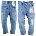 De Calidad superior Niñas Niños Pantalones Vaqueros Niños Jeans Niños Jean pantalones Pantalones bebe 2 3 4 5 6 7 8 Años