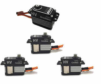 GDW -3 pieces DS590MG +1 pieces BLS895 HV Medium Digital Metal Servo Helicopter Parts Suitable For 505 500-700 Helicopters - DISCOUNT ITEM  8% OFF All Category