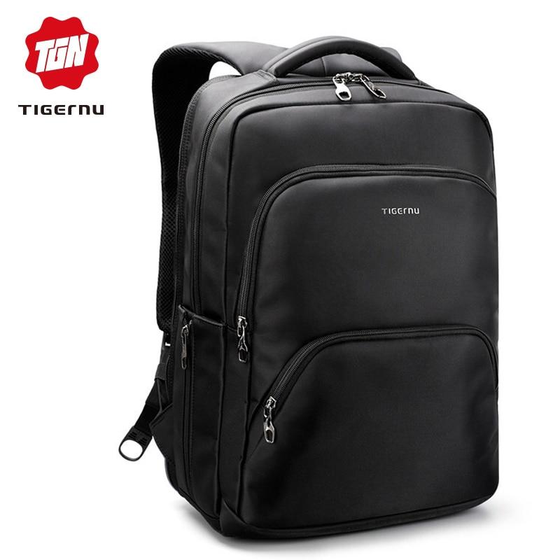 Tigernu Waterproof Large Capacity 17 Inch Man Backpacks Laptop Bag Black  Backpack for Women School Bags Mochila Masculina. В избранное. gallery image 024516e4de389