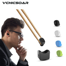Cheap price Vchicsoar VTW1 True Wireless Bluetooth Earphones V4.1 Mini Earbuds Stereo Hands-free Sports In-Ear Headset with Mic for iPhone