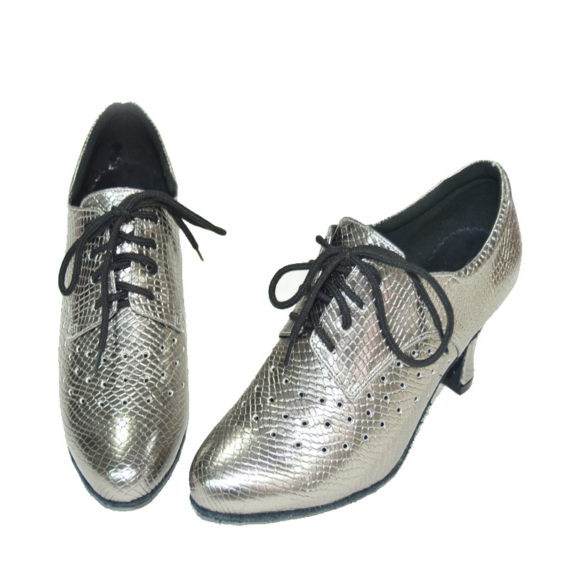 LEMOCHIC new listing tango jazz belly samba cha cha rumba latin arena classical ballroom shoes high quality for dancing ladies
