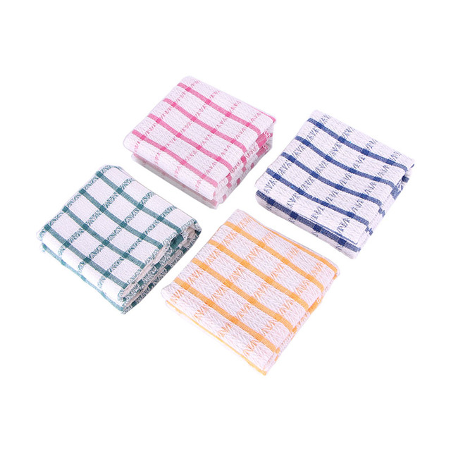 Quick Drying Qf120 Checkered 35cm 35cm Wholesale Kitchen Dish