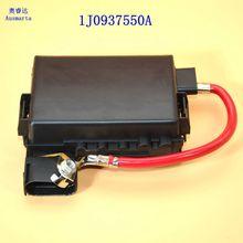 Для 1999-2004 Bora GOLF MK4 Черный Блок предохранителей клемма батареи 1J0 937 617 D 1J0937617D 1J0-937-617-D