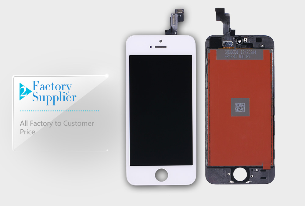 for iphone 5 5s SE 6 6s 7 lcd display with 2 gifts (5)