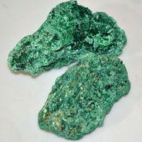 Malachite 1000g / pack natural malachite rough stone collection rough rock mineral specimen healing stone home decoration