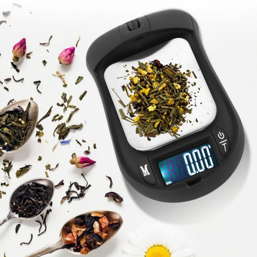 200g / 0.01g Digital Precision Kitchen Balance Scales Pocket Jewelry Scales Portable Digital Lab Weight Electronic Scales