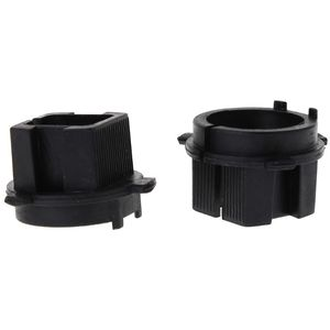 Image 5 - 2PCS Automobiles Car H7 Xenon HID Bulbs Adapters Holders Base for Kia K5 Bulb Holder Headlight Adapters Socket Base