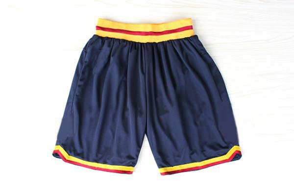 Online Shop Basketball Shorts Kevin Love #2 Kyrie Irving #23 ...
