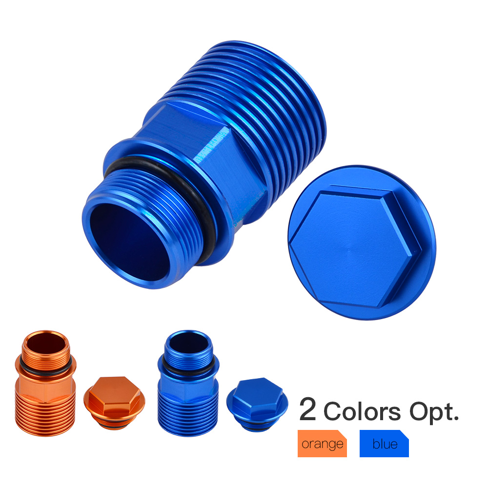 NICECNC Rear Brake Reservoir Extender With Cap Cover For Husqvarna FC FE TC TE FX SM SMR TX TXC CR WR 125 150 250 350 450 501 chainsaw piston assy with rings needle bearing fit partner 350 craftsman poulan sm4018 220 260 pp220 husqvarna replacement parts