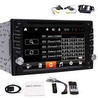 Eincar 6 2 Capacitive TouchScreen Double 2DIN Bluetooth Car Stereo Audio FM Radio Receiver MP3 Player