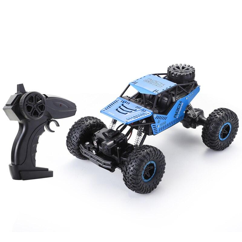 Télécommande voiture électrique radiocommandée RC voiture jouet enfants voiture modèle jouets 25 KM/H Carros De Controle Remoto 4x4