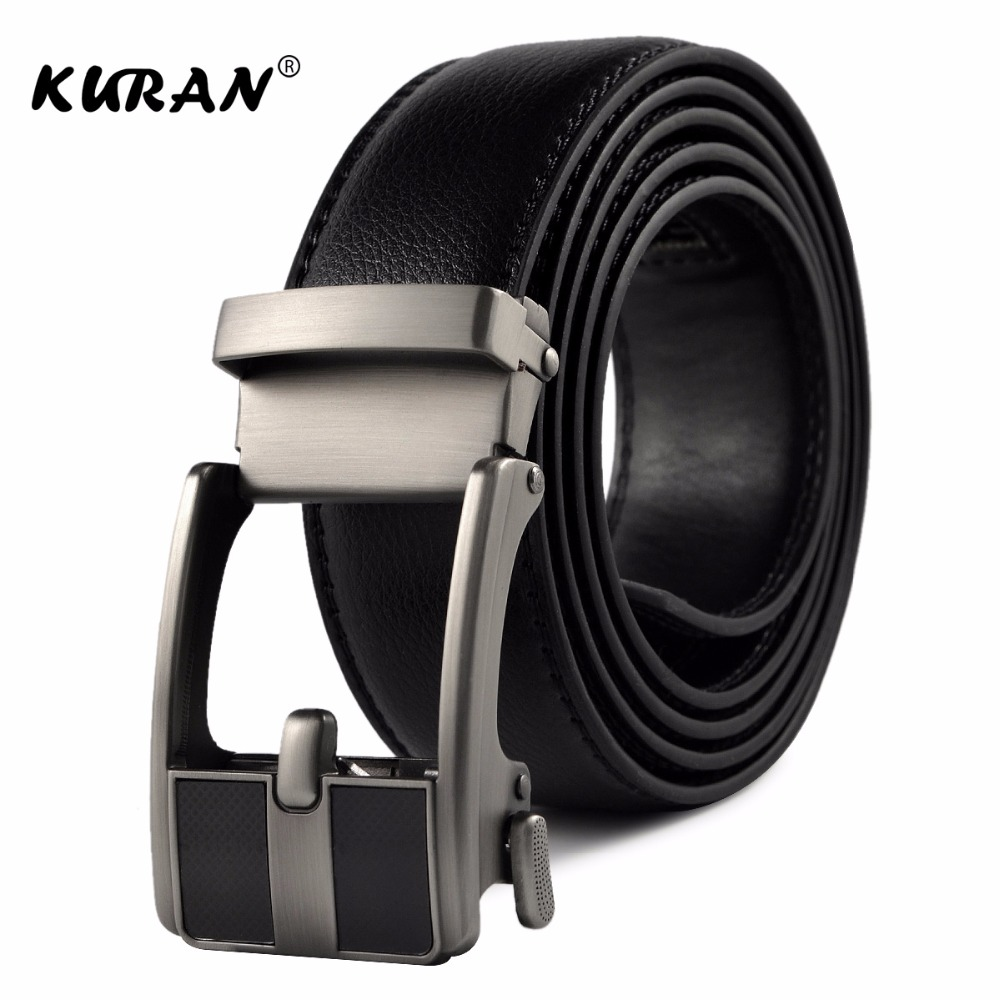 Kwd 2018 Designer Brand Luxury Men High Quality Trending Genuine Leather Vintage Pin Buckle Belt For Jeans Casual Kemer Riem Be Novel In Design Men's Belts