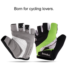 Cycling Gloves Half Finger Gloves Anti-sweat Bicycle Gloves Anti-slip Breathable Summer Bike Sports equipemt Men L XL M Glove outdoor cycling anti slip half finger gloves black yellow white pair size m