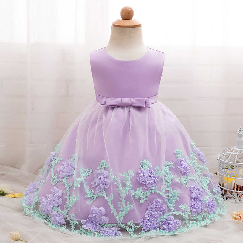 fe49c66fc Detail Feedback Questions about Baby Girl Party Frock Dress Baptism ...