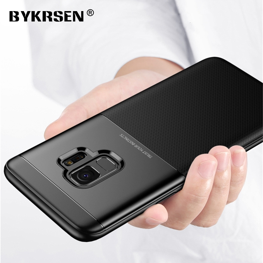 BYKRSEN Phone Case For Samsung Galaxy Note 9 S9 Plus Cases