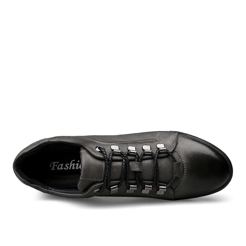39 Punto Black 19d50 Marca Dedo Zapatos 46 Tamaño gray Pie Hombres Clásico Del Nueva Hombre Negro Fiesta Para Los Moda De Vestir Oxfords 01RPqqgw
