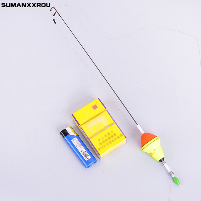 Super Sharp Barbed Hook Fishing Hooks High Carbon Steel Fishing Tackle Fishhooks Set with Fishing Float and Line YG24