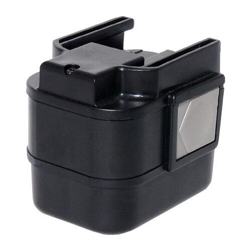 power tool battery for Mil,7.2V Ni-MH 3000mAh BS2E7.2T,B2SE 7.2T,PES 7.2T,B7.2