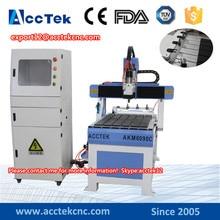 2017 New product ! AKM6090 ATC small cnc router / mini cnc milling machine