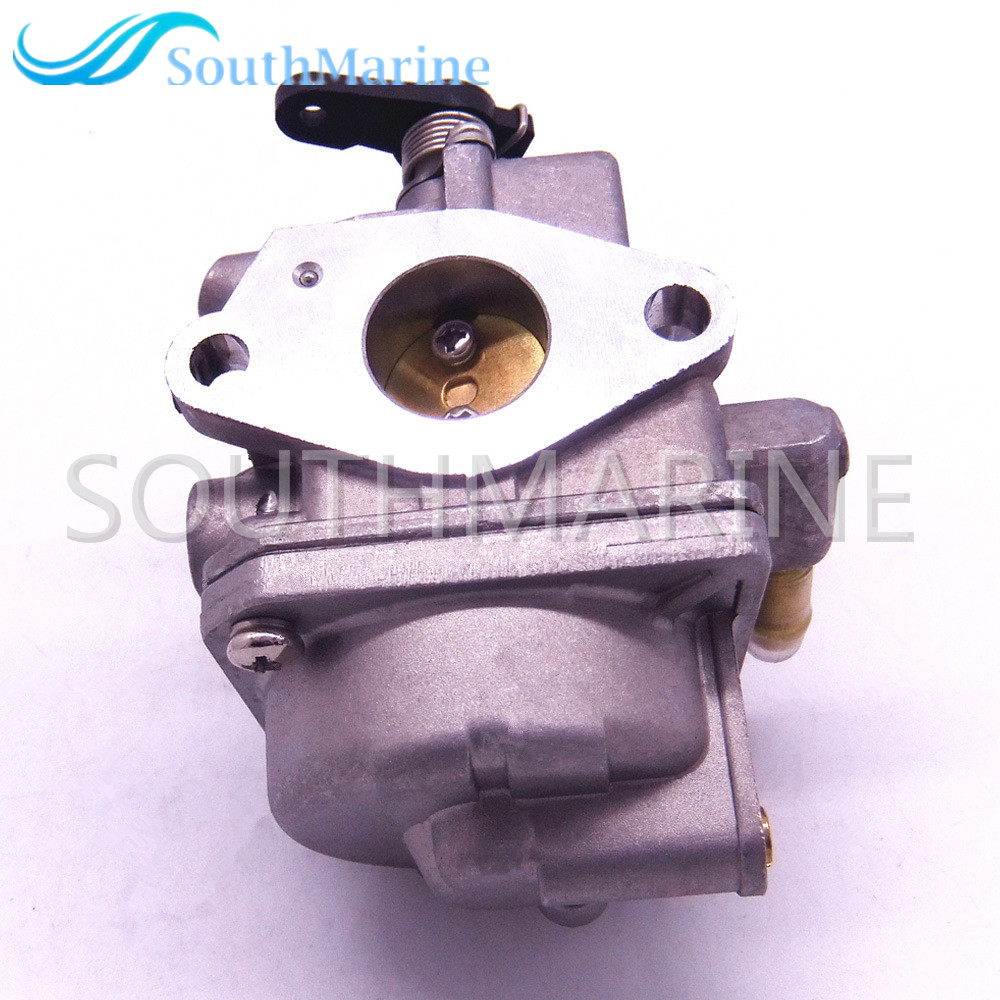 Boat Motor 3303-8M0053668 Carburetor Carb Assy For Mercury Mercruiser Quicksilver 4-stroke 6HP Outboard Motor