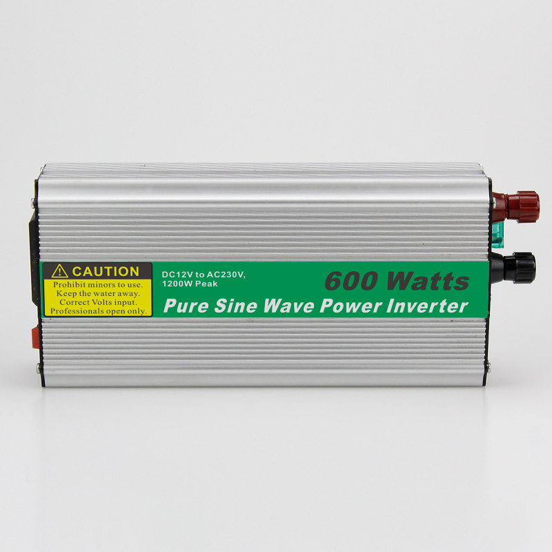 600W mini size Car Power Inverter Converter DC 24V to AC 90-230V Pure Sine Wave Power Solar inverters solar power on grid tie mini 300w inverter with mppt funciton dc 10 8 30v input to ac output no extra shipping fee