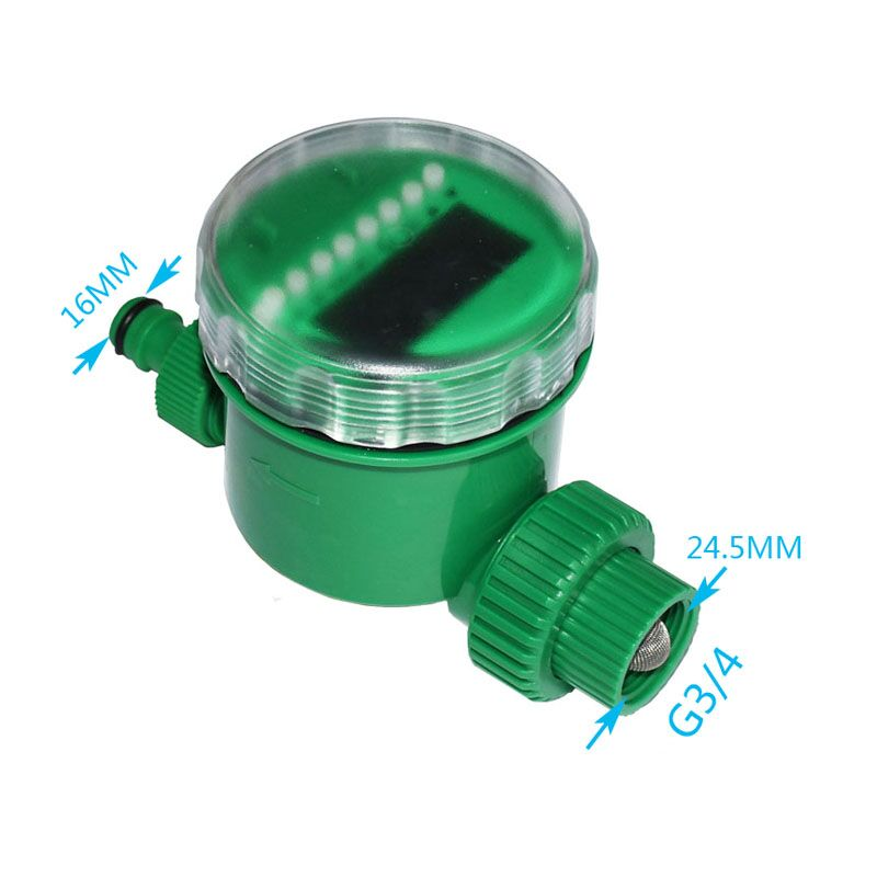 Automatic irrigation system DIY Gardening tool kit garden watering system misting lcd automatic timer irrigation 1 set in Watering Kits from Home Garden