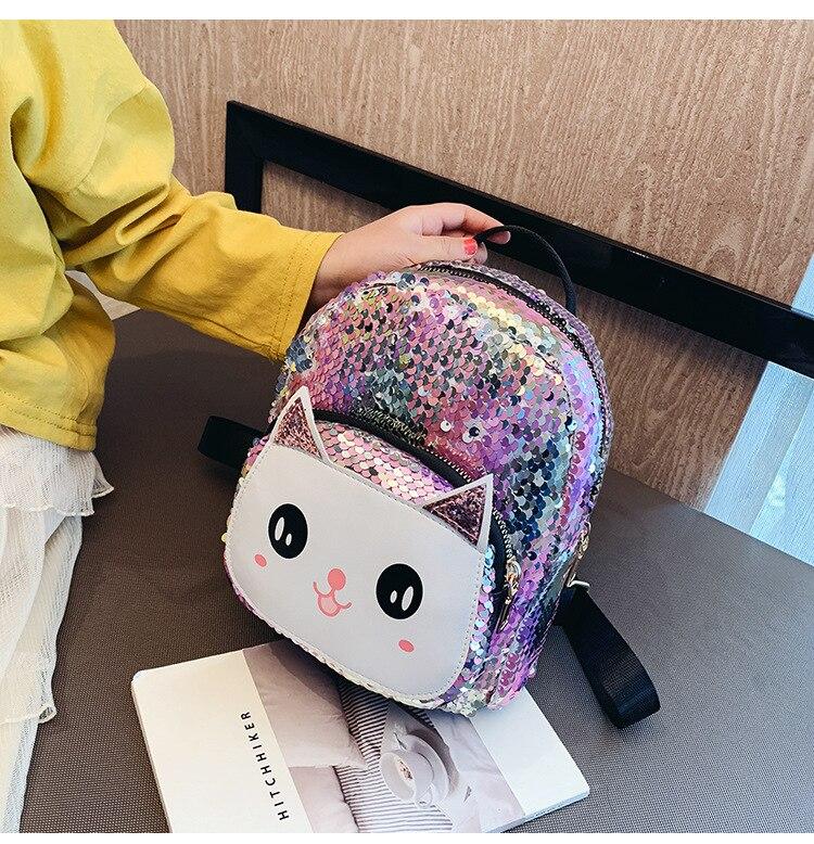 holográfica para laser crianças sacos para meninas