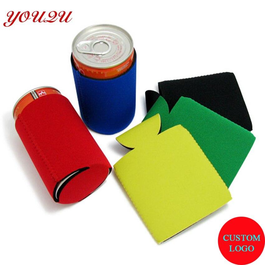 Customized neoprene stubby holder stubby cooler bag