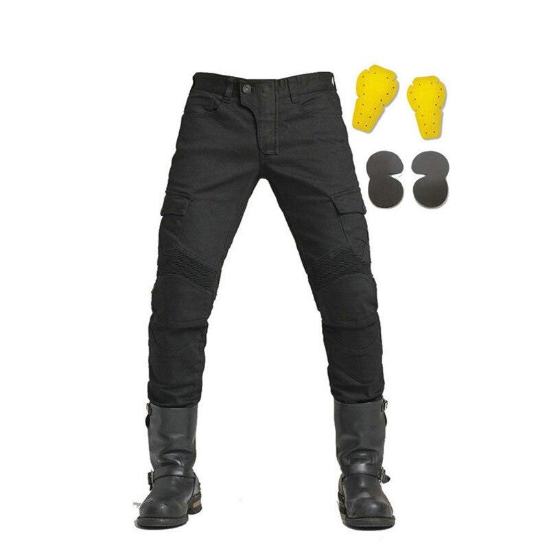 Komine брюки для девочек Джинсы для мотокросса деним Мотоцикл Байк MTB джинсы для езды гонки армейский зеленый черный Pantalon Moto Pantalones