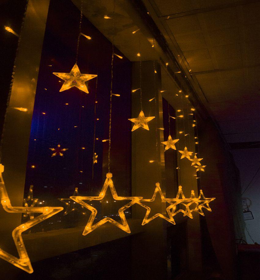Strobe Christmas Lights