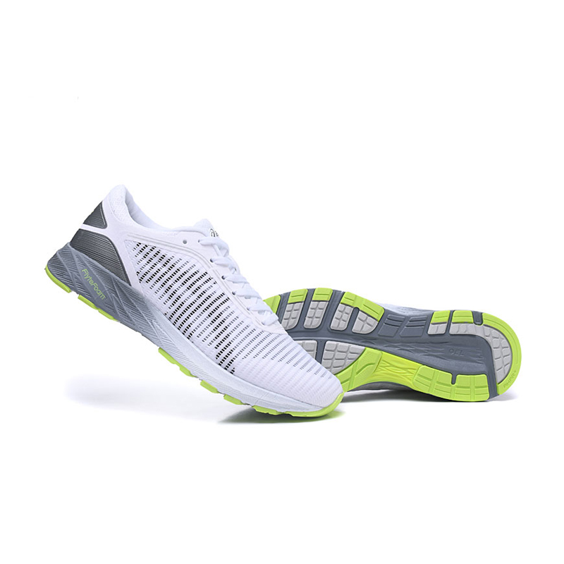 uk availability 48534 d7ed2 Original DynaFlyte 2 Men s Stability Sneakers Athletic White Outdoor Shoes  for Men T7D0N-0190 40.5-44