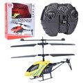 Venda quente 2 cores mini rc helicopter rc helicoptero zangão voando brinquedo de controle remoto crianças toys toys para crianças