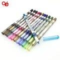 12 Colors Eyeliner Lip Pencil 2014 New M.n Brand Makeup Waterproof Eyes Makeup