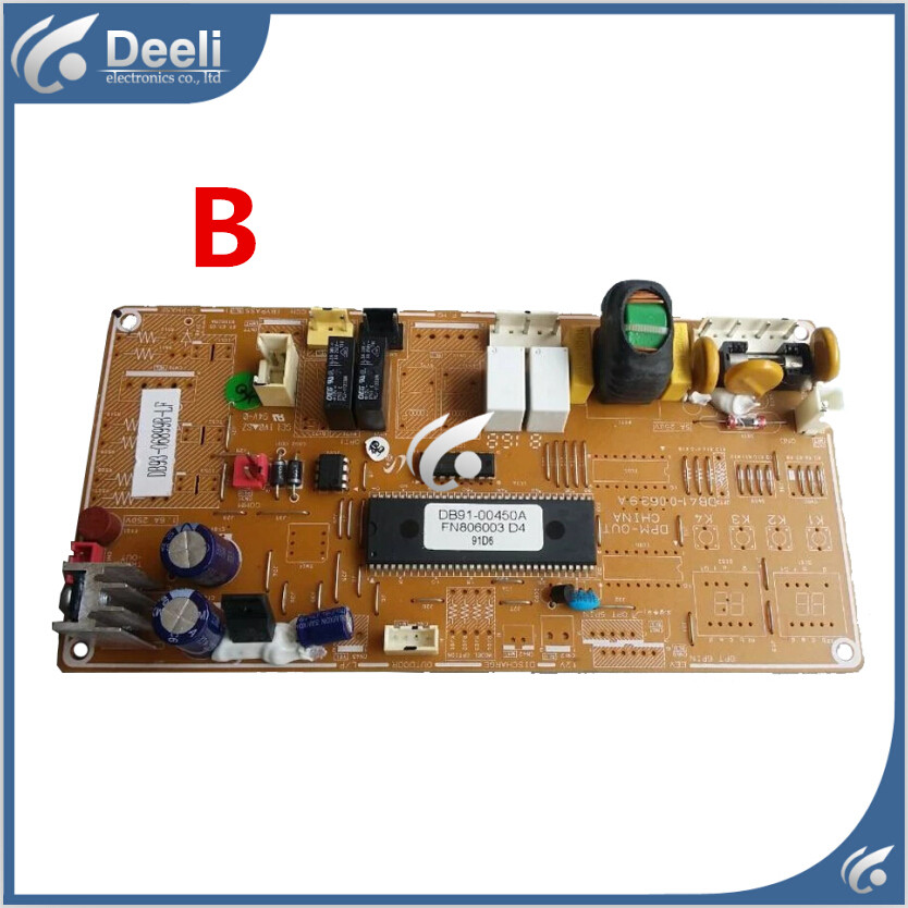 95% new for Air conditioning computer board DB41-00639A DB91-00450A DB93-06899B-LF PC board95% new for Air conditioning computer board DB41-00639A DB91-00450A DB93-06899B-LF PC board