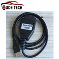 Super OBD2 Diagnostic Scanner VCM OBD USB Diagnostic Cable Connectors For FORD VCM OBD For FORD/Mazda Fast Shipping