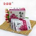 Роза ванна для ног соль Китайской медицины ванна для ног ног пузырь порошок 30 г * 15 пакет