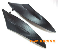 Tank Side Cover Panel FAIRING For YAMAHA YZF R6 2006 2007 YZFR6 06 07 Black