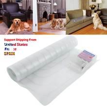 Электронное одеяло для дрессировки домашних животных Коврик для собак и кошек на батарейках репеллентный ударный коврик помогает питомцам оставаться вдали от мебели Товары для домашних животных