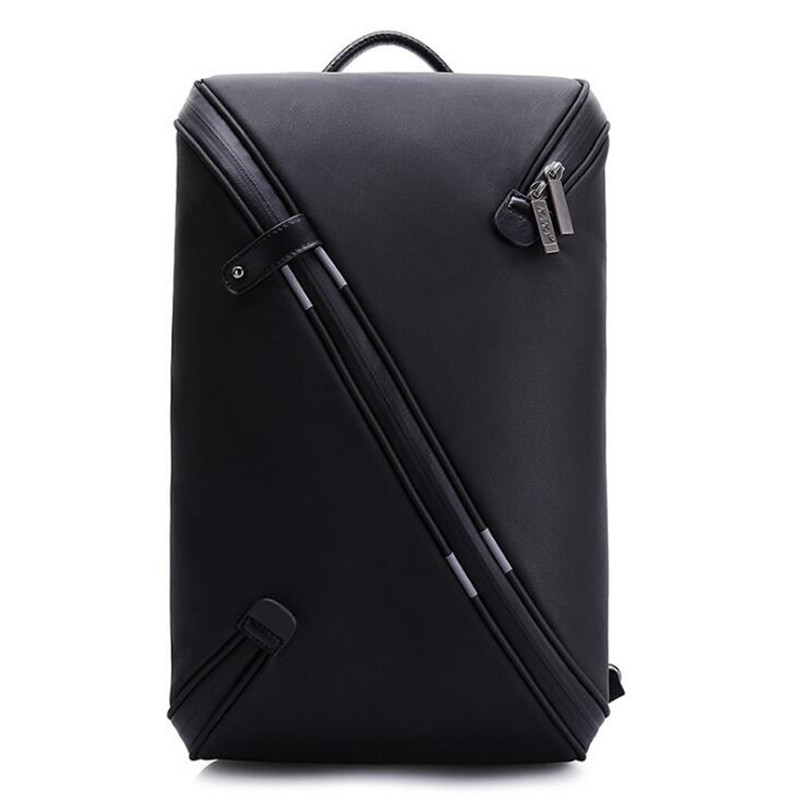 P.P.X Brand 15.6 Inch Laptop Backpack Men Large Capacity Nylon Compact Men's Backpacks Unisex Women Daily Bagpack 2018 M678 2017 xqxa brand 15 6 inch laptop bag backpack men large capacity oxford compact men s 17inch backpacks unisex women bagpack