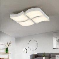 Modern minimalist LED ceiling lamp atmosphere living room creative art warm bedroom lamps and lanterns study balcony light