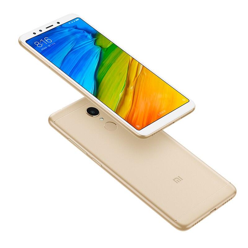 Global Version Xiaomi Redmi 5 Plus 3GB 32GB Mobile Phone 625 Octa Core 5.99 1