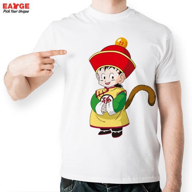 Dragon Ball Baby Gohang T Shirt Design Inspired By Anime T-shirt Cool  Fashion Casual Novelty Funny Tshirt Men Women Printed Tee 2bf014536
