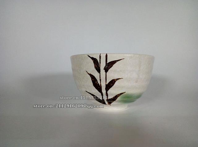Japanese Matcha Bowl  Bamboo Scoop 100 Whisk Tea Ceremony Gift Set