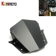 MT09 MT-09 Motorcycle Windshield Windscreen For Yamaha MT09 MT-09 2014 2015 2016 Aluminum Durable