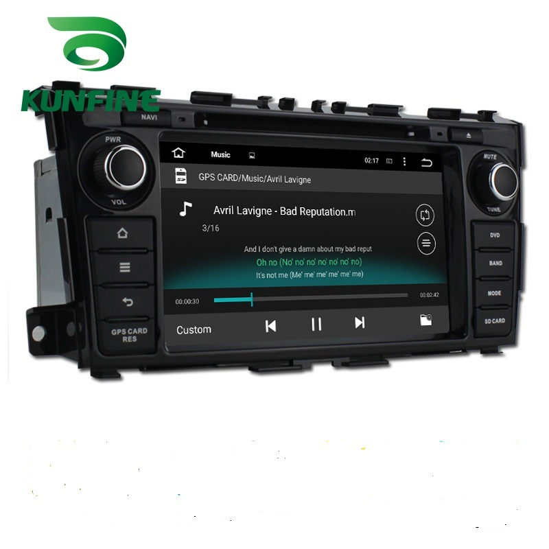 Car DVD GPS Navigation player for teanaaltima 2013-2014 C