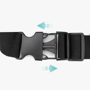 Image 3 - Vamson git Pro aksesuarları için elastik vücut koşum kayışı göğüs kemeri dağı Gopro Hero için 8 7 6 5 için yi SJCAM kamera için VP204