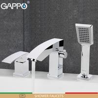 GAPPO shower faucet bathroom faucet bath shower mixer bath sink faucets deck mounted rainfall Bathroom taps system