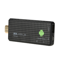 Mini PC 4 Karat Android 5.1 TV Dongle Stick MK809 IV RK3229 Quad Core 1 GB 8 GB Android TV KODI XBMC Miracast WiFi Smart Media Player